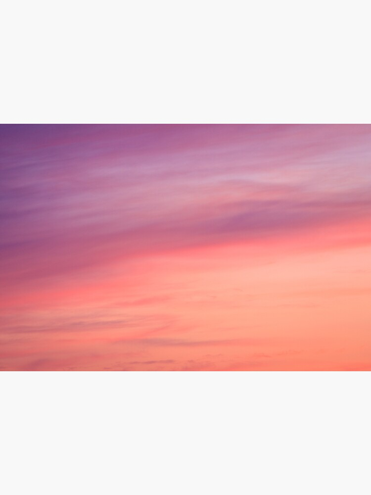 Colorful sunset clouds at dusk sky scape by Juhku