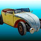 1974 Volkswagen Bug Ratrod by Bryan D. Spellman