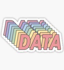 data science Sticker