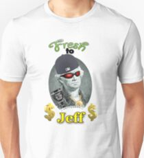Fresh to Jeff Unisex T-Shirt