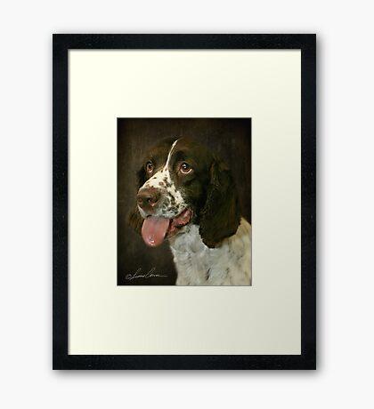 Phoebe Framed Print