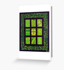 Zen Zone Greeting Card