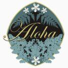 Aloha Fern by laillustrator