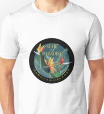 Camiseta ajustada State of Paradise