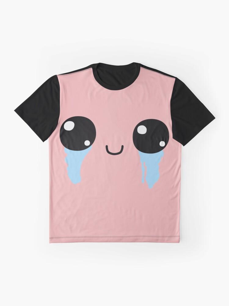 Alternative Ansicht von Isaac Speed Ball Gesicht Grafik T-Shirt
