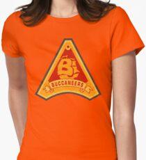 C-Bucs Women's Fitted T-Shirt