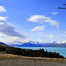 Aotearoa, the land of the long cloud by bambiisme