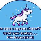 I'm Beautiful!  by mavisshelton