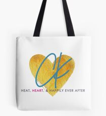 Claire Kingsley Tote Bag