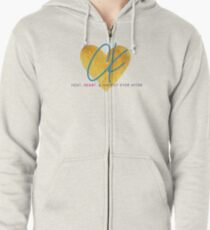 Claire Kingsley Zipped Hoodie
