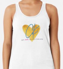 Claire Kingsley Racerback Tank Top