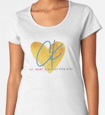 Claire Kingsley Premium Scoop T-Shirt