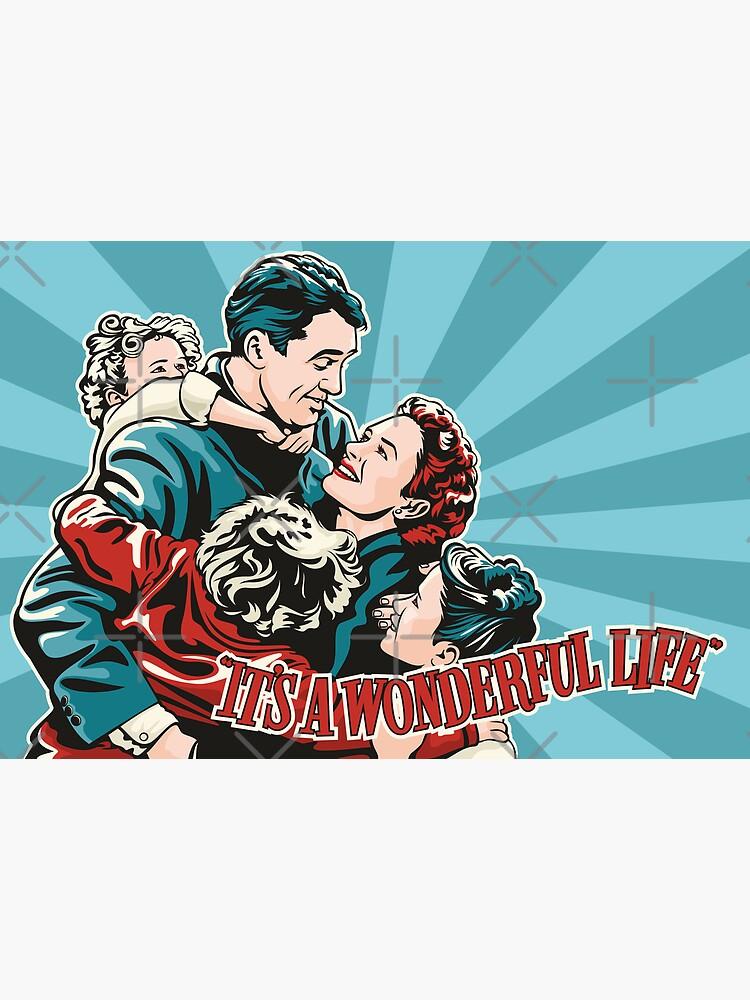 It's A Wonderful Life by jamieleeart