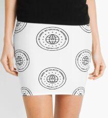 Galactic Federation - Earth C-137 - Black Mini Skirt