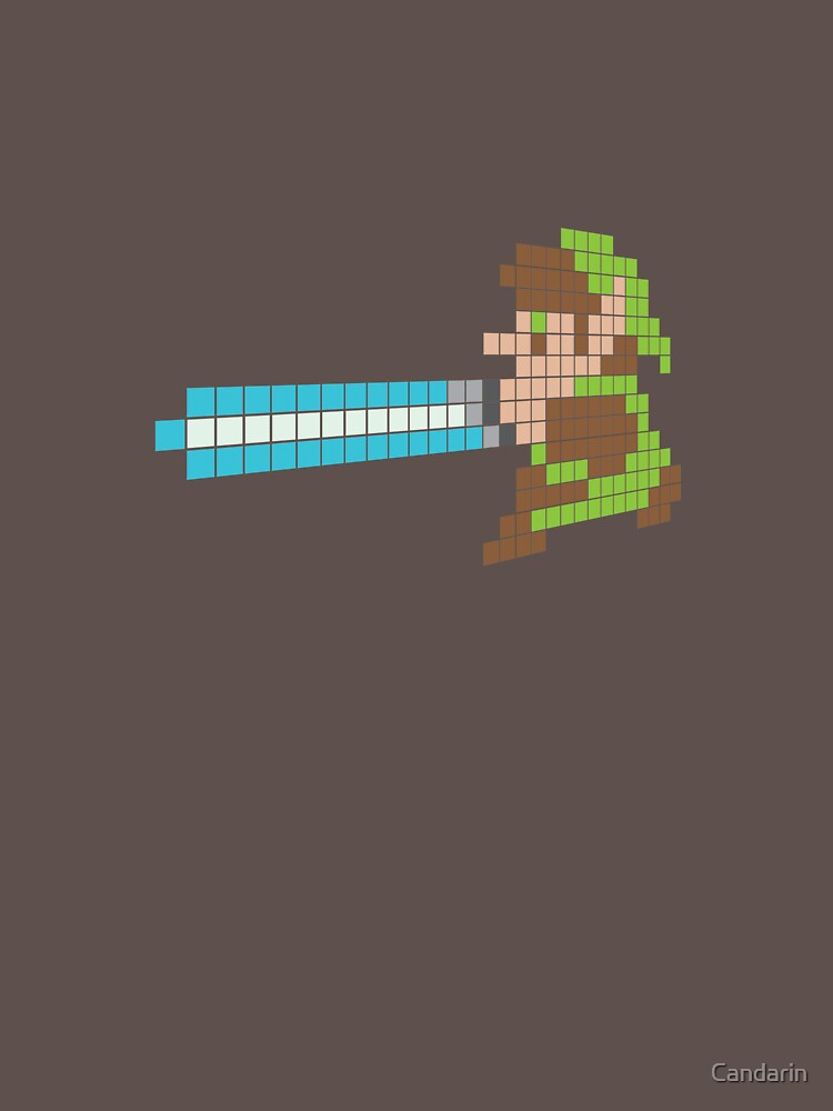 Lightsaber Link by Candarin