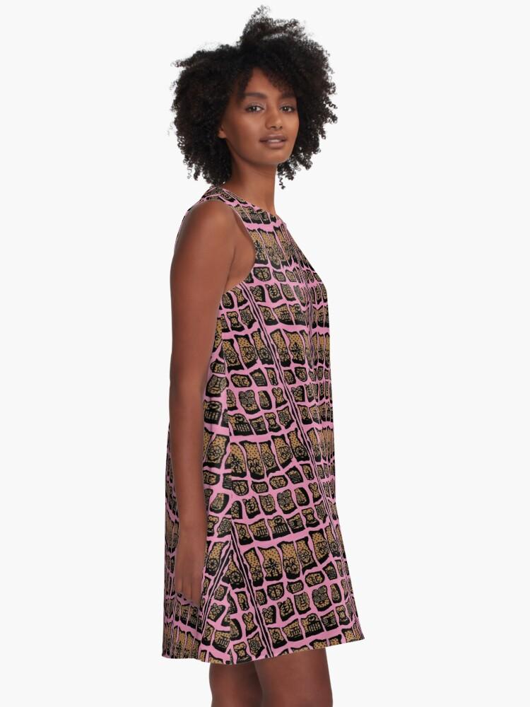 Alternate view of FBeauty Virgo A-Line Dress