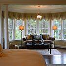 Bedroom Bay Window by ctheworld