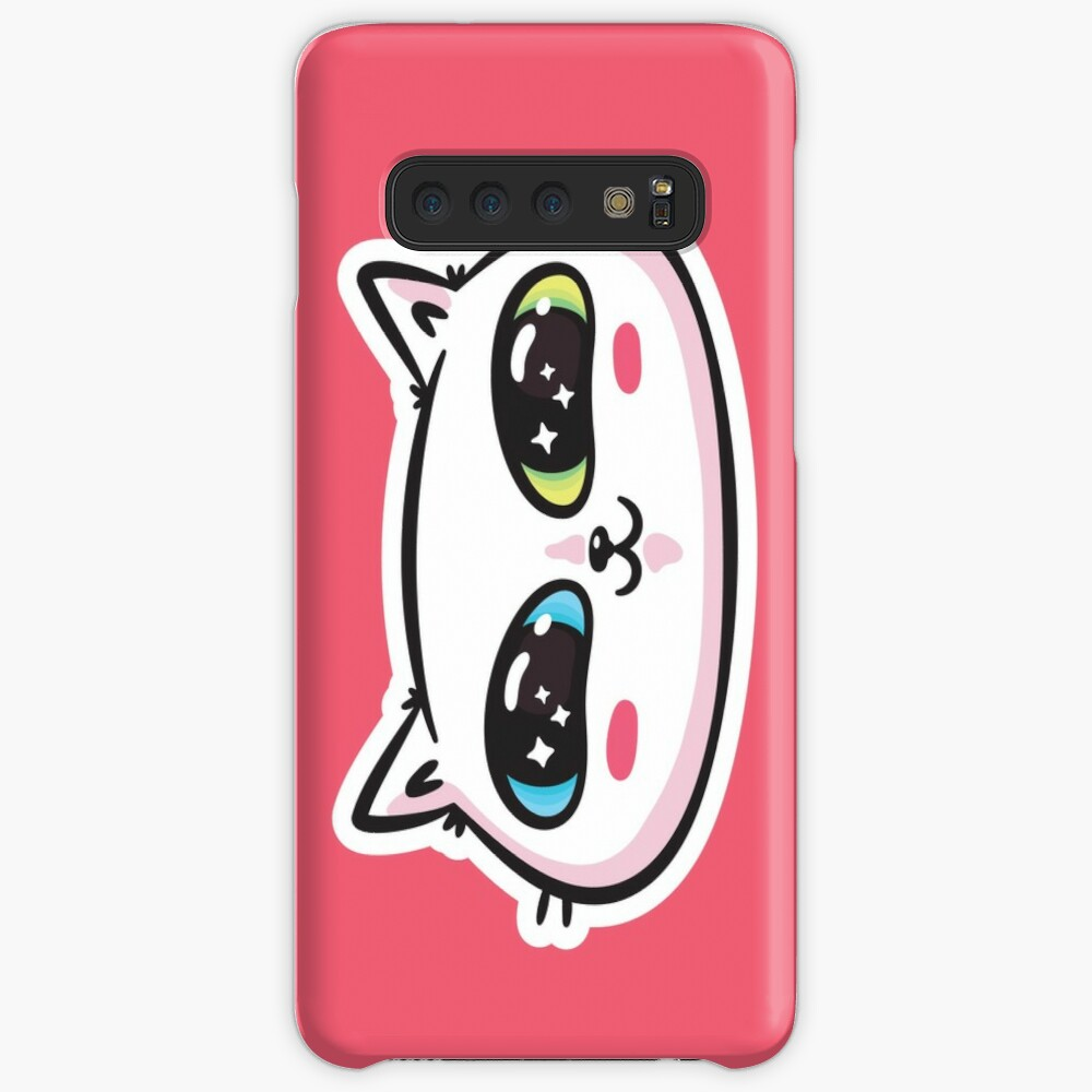 Starry Eyed Cat Case & Skin for Samsung Galaxy