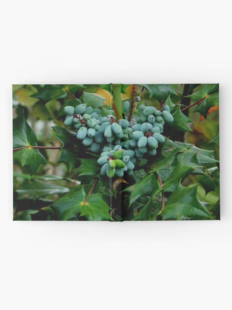 Alternate view of Wild Berries Hardcover Journal