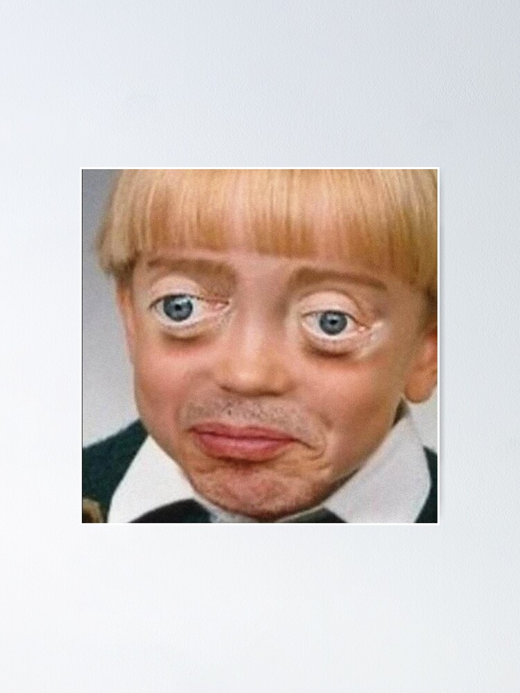 Alternate view of Steve Buscemi Boy Poster