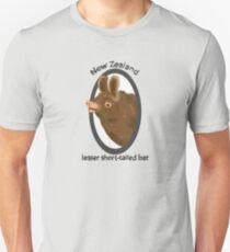 New Zealand lesser short-tailed bat Unisex T-Shirt