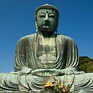 The Great Buddha of Kamakura by Clayhaus
