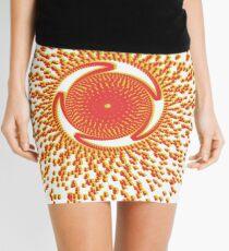 star burst Mini Skirt