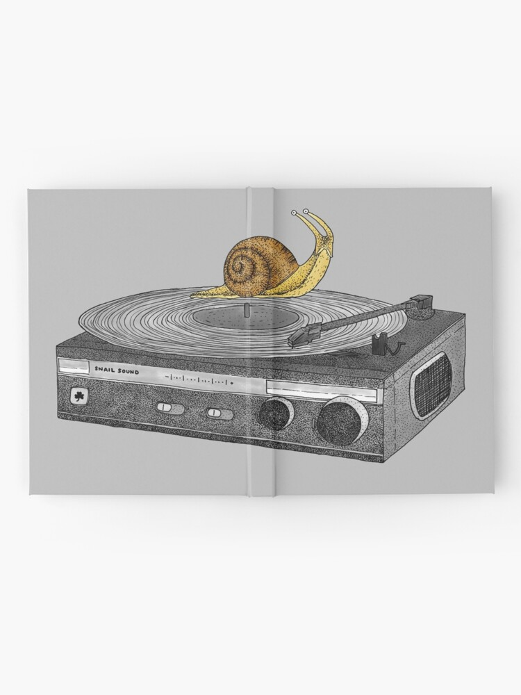 Alternate view of Slow Jamz Hardcover Journal