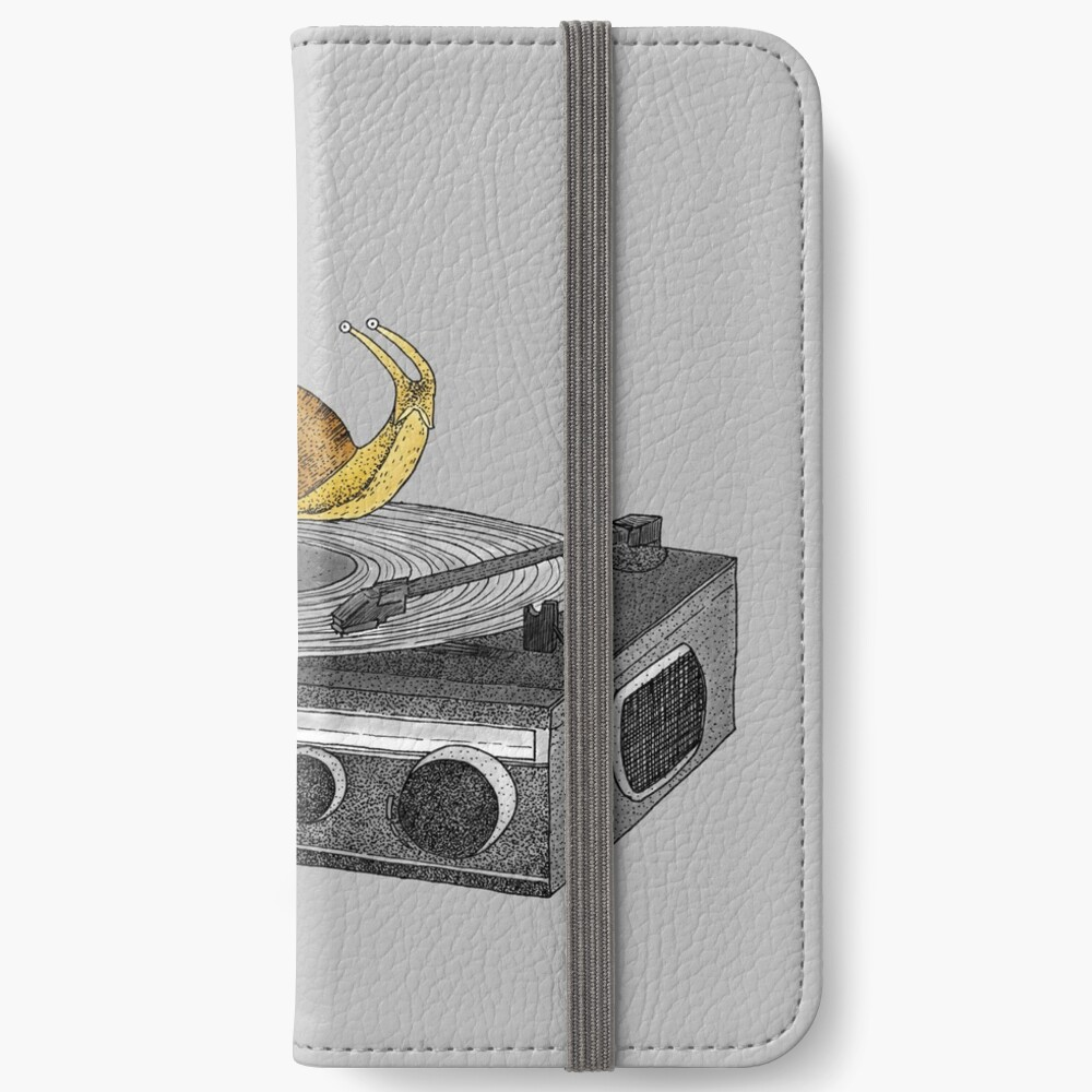 Slow Jamz iPhone Wallet