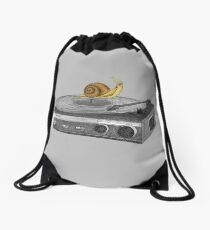 Slow Jamz Drawstring Bag