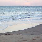 Evening Beach 1 by Sarinilli