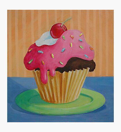 Cupcake 1 Photographic Print