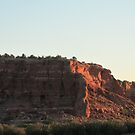 Mesa in NM by Sarinilli