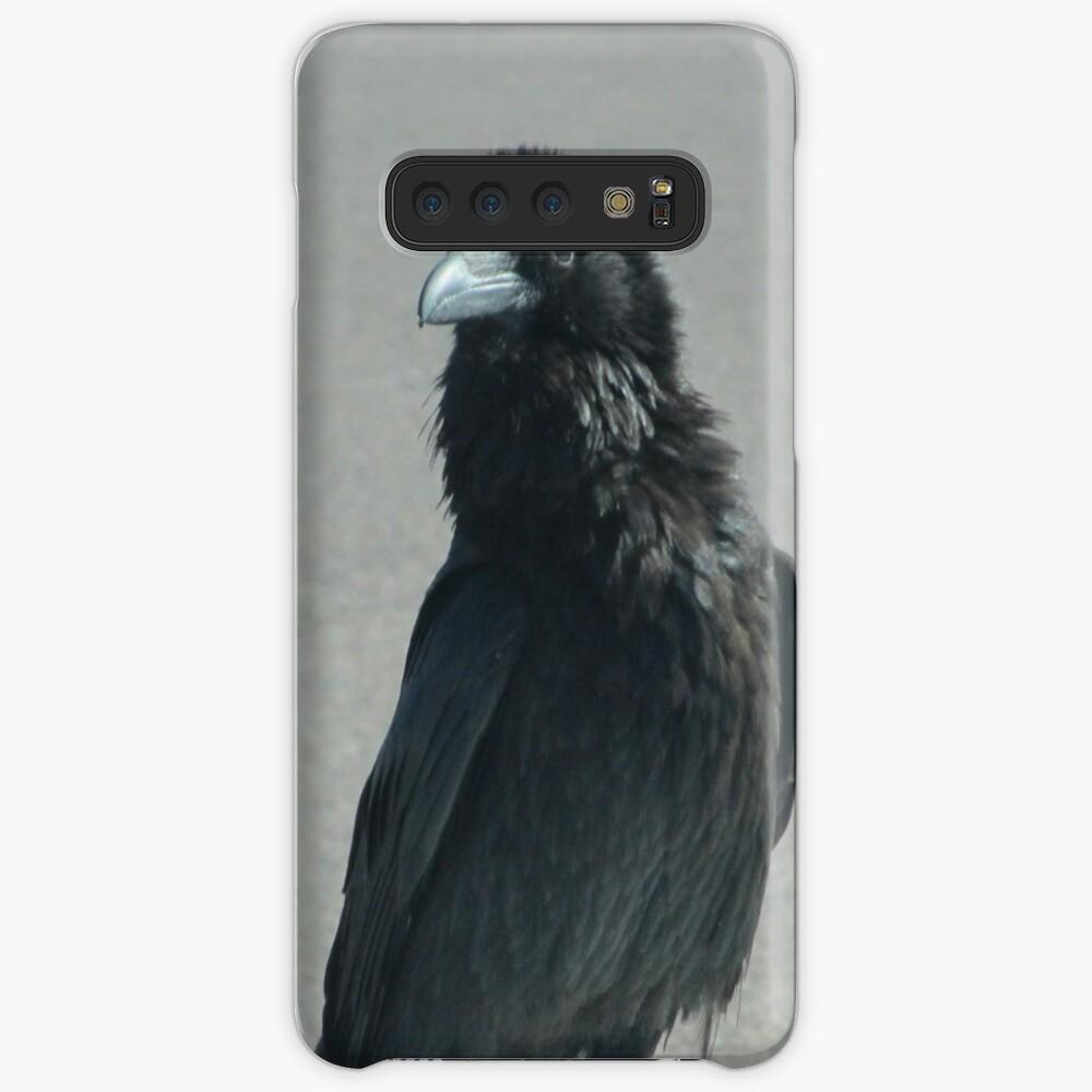 Lone Raven Case & Skin for Samsung Galaxy