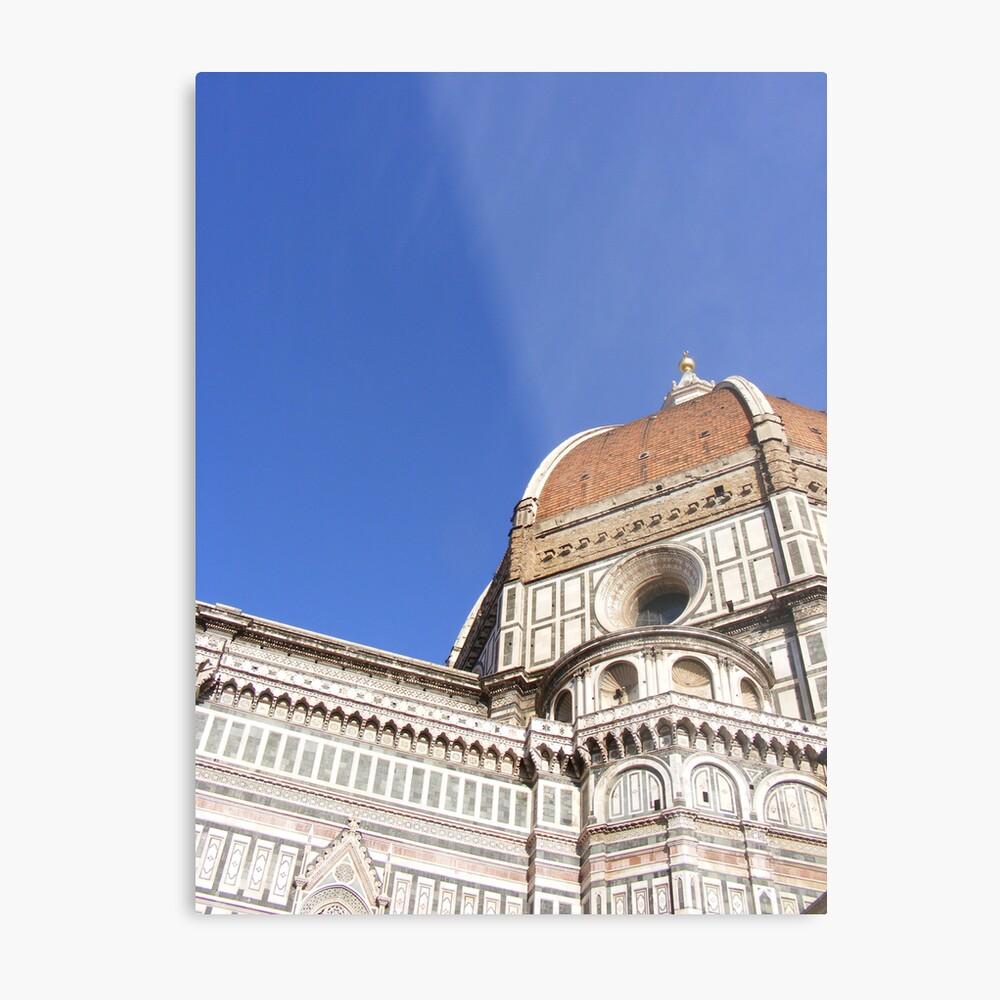 Duomo  Metallbild