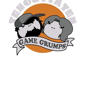 Game Grumps Tenouttaten Shirt by NiGHTSflyer129