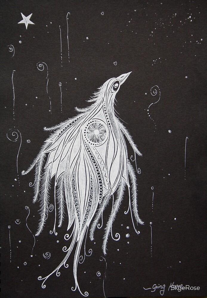 Bird of Paradise2 - Going Home by SkyeRose