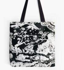 Yokai  Tote Bag