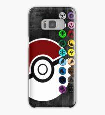 Pokemon Pokeball Energy Complete  Samsung Galaxy Case/Skin