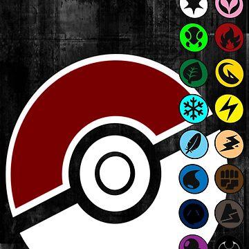 Pokemon Pokeball Energy Complete  by jbChimchar