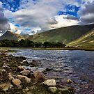 Loch Etive by HelenBeresford