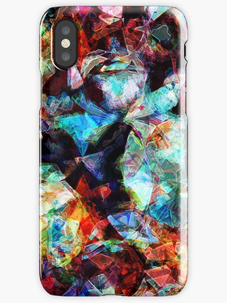 Colorful Abstract Design by Phil Perkins