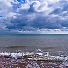 Beautiful Day at Pevensey Bay by SpencerCopping