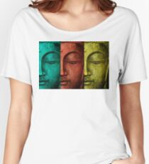 buddha Women's Relaxed Fit T-Shirt