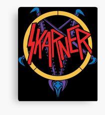 Skarner - Reign in Jungle Canvas Print