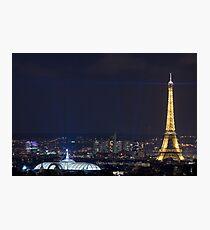 France - Paris 75018 Photographic Print
