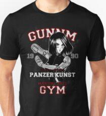 GUNNM GYM Slim Fit T-Shirt
