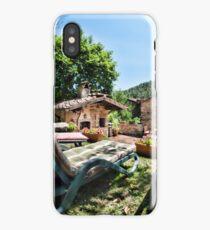 Tuscany Retreat iPhone Case