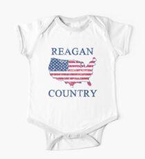 Retro 80s Reagan Country Kids Clothes