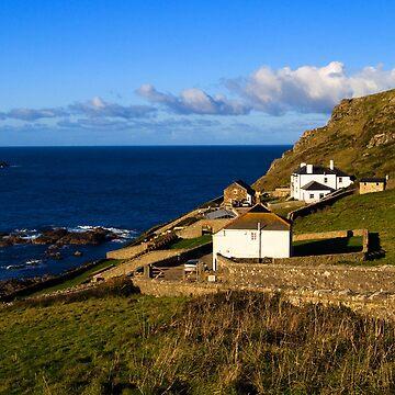 Cape Cornwall.! by hawkie
